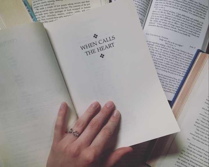 Book Review: When Calls theHeart
