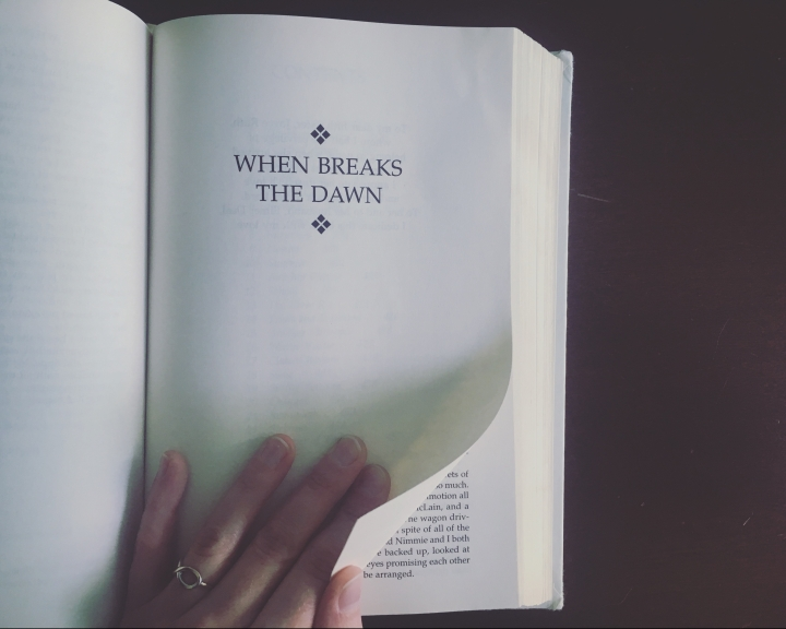 {Book Review} When Breaks theDawn