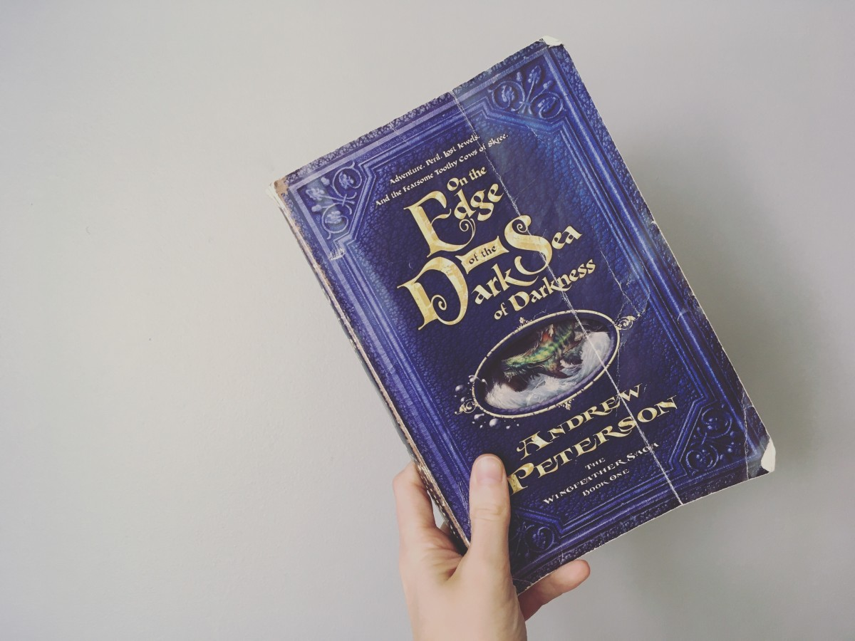 {Book Review} On the Edge of the Dark Sea of Darkness