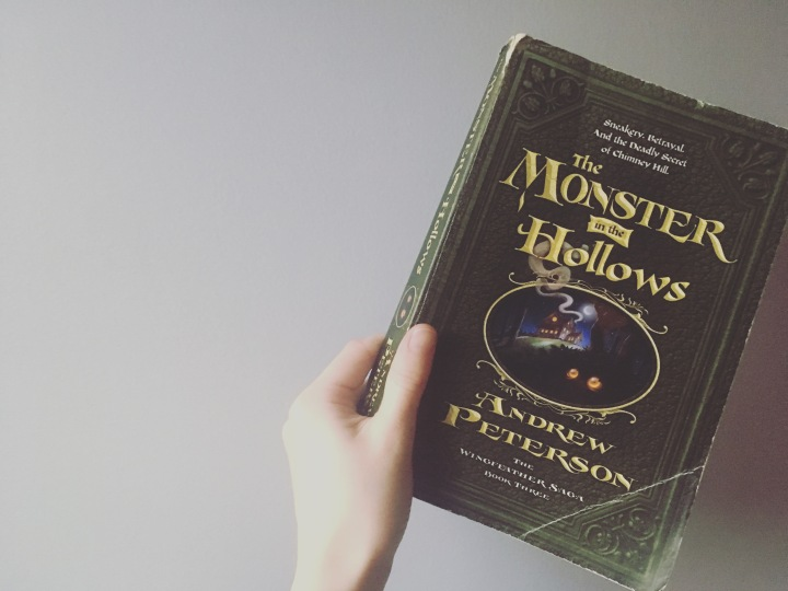 {Book Review} The Monster in the Hollows