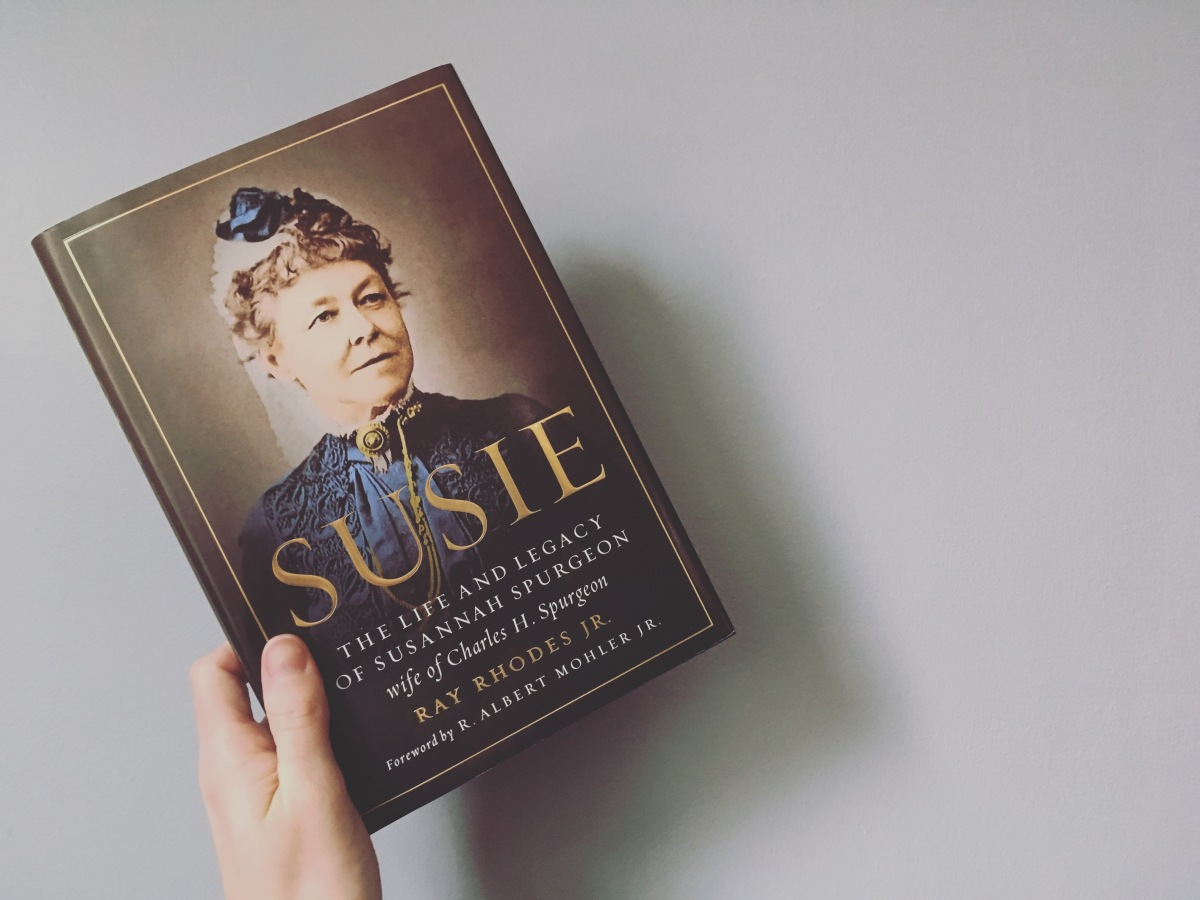 {Book Review} Susie: The Life and Legacy of Susannah Spurgeon