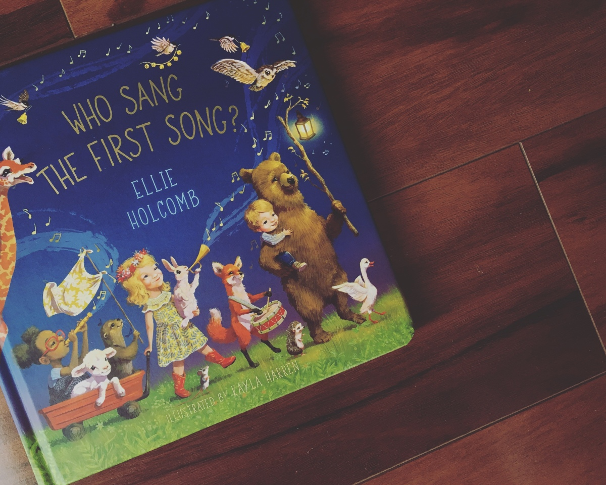 {Book of the Month} Who Sang the First Song?