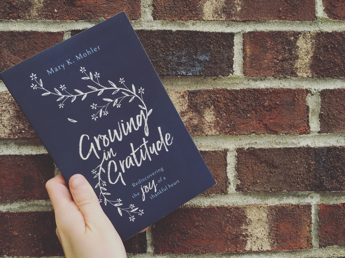 {Book Review} Growing in Gratitude