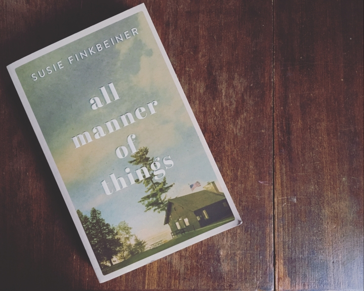 {Book Review} All Manner of Things