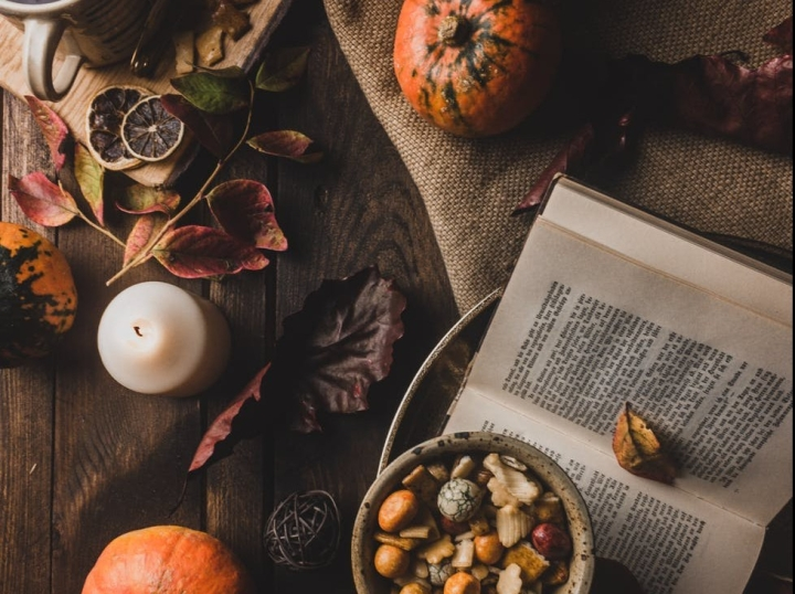 Thanksgiving Story-Time